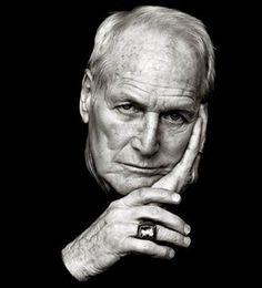 Paul Newman © Annie Leibovitz