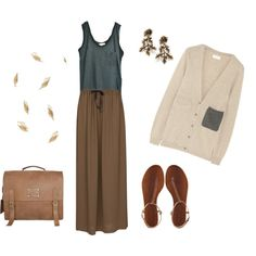 """Fall Fashion"" by zoehalbert on Polyvore #MyVSFallEdit"