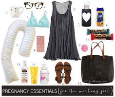 15 Pregnancy Essenti