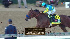 American Pharaoh wins Kentucky Derby 2015 (VIDEO)