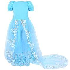 Loel Cinderella Dress Length Lace Dress (150) loel https://www.amazon.com/dp/B01FFC35Z4/ref=cm_sw_r_pi_dp_0CIDxb2E4WVCJ