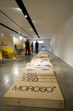 moroso exhibition