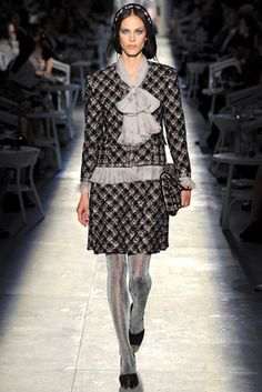 Chanel Fall 2012 Couture Fashion Show: Complete Collection - Style.com