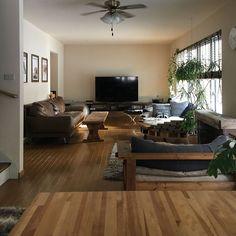 男前/DIY/観葉植物/部屋全体のインテリア実例 - 2016-03-12 14:21:23 | RoomClip(ルームクリップ)