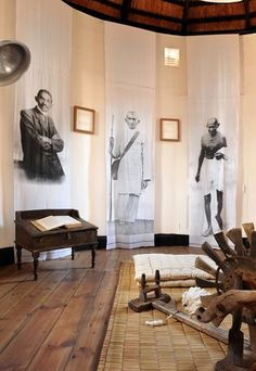 The new face of the old house in South Africa where Gandhi lived and imagined a free India Sa Tourism, Durban South Africa, Famous Places, Top Destinations, Top Of The World, African History, Beach Pictures, Countries Of The World, Live