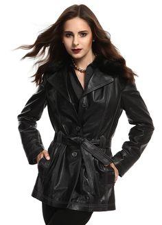 DERİMOD SOPHIE Ceket Markafoni'de 849,00 TL yerine 349,00 TL! Satın almak için: http://www.markafoni.com/product/2929820/