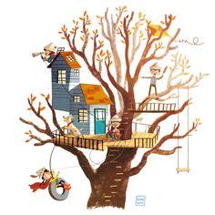 The Tree House - Kissi Kissi