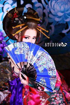 STUDIO心(^O^)/学割キャンペーンはじまります♪♪ の画像|心のフォトブログ~京都の舞妓・花魁体験、着物レンタル、変身写真スタジオ~