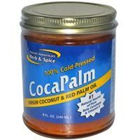 Virgin Red Palm Oil & Coconut Oil