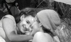 Gabby & Marco im Dschungelcamp 2014