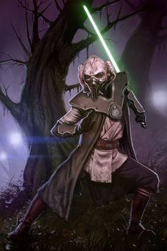 Commission: Kel Dor Jedi by Jedi-Art-Trick.deviantart.com on @deviantART