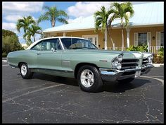 1965 Pontiac Catalina 2+2 421 CI, Automatic presented as lot S92 at Kissimmee, FL 2013 - image1