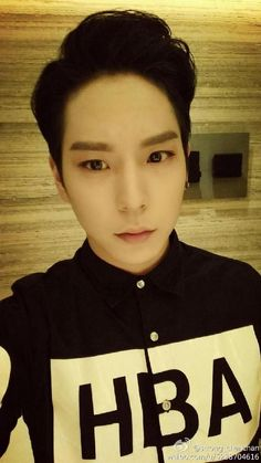 Himchan *I swear this man has the most beautiful eyes