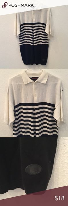 Vintage Vans Striped Polo Size Medium Vintage Vans Striped Polo Size Medium, Brand New, Never Worn. All bundles of 2 or more receive 15% off. Closet full of new, used and vintage Vans, Skate and surf companies, jewelry, phone cases, shoes and more. Vans Shirts Polos