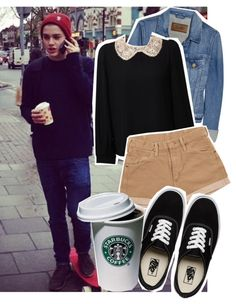 """Jack Harries ♥"" by marymusicdreamer ❤ liked on Polyvore"