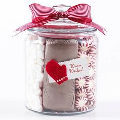 Christmas ideas | Christmas Gift Ideas Great Idea for our Heritage Jars!