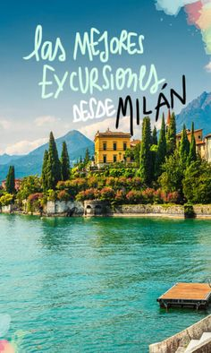 Las mejores escapadas y excursiones desde Milán Italy Places To Visit, Cities In Italy, The Places Youll Go, Places To Go, Milan Travel, Italy Outfits, Trevi Fountain, Milan Italy, Amalfi Coast