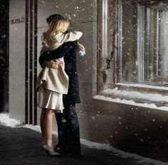Winter romance.