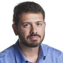 O jornalista Pedro Doria Foto: Guito Moreto / Agência O Globo
