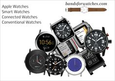 """@ bandsforwatches.com we cover 99% off all the watches who exist on our """"blue planet"""" called Earth. Visit our site and be surprised what discount you will get, today!"""