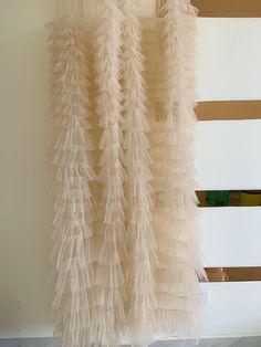 Wedding Tablecloths, Ruffle Fabric, Wedding Props, Dress Cake, Thing 1, Hat Making, Photography Props, No Frills, Tutu