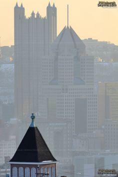 Pittsburgh Pyramids