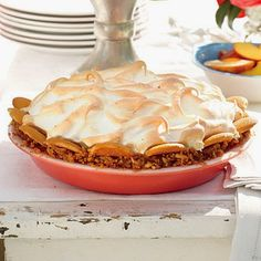 Get Your Recipe: Butterscotch Banana Pudding Pie