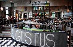 Great restaurant in Dordrecht (The Netherlands) : Villa Augustus