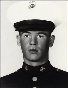 Virtual Vietnam Veterans Wall of Faces | LESTER W WEBER | MARINE CORPS