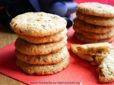 Dobrou chuť: Sezamové sušenky