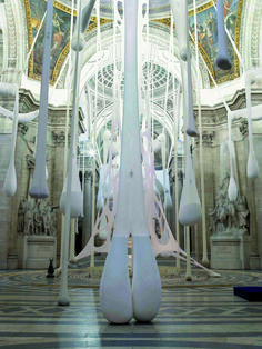 """7. Ernesto Neto's """"Leviathan Thot 2006"""": 100 Works Of Art That Will Define Our Age (NSFW)"""