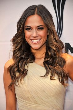 love her hair! Especially the color Jana Kramer Thompson Boling Arena, Knoxville ,TN with Blake Shelton! Jana Kramer, Love Hair, Gorgeous Hair, Pretty Hair, Hair Day, New Hair, Portraits, Dream Hair, Cut And Color