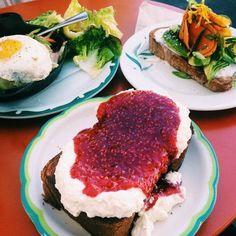 Sqirl - Los Angeles, CA, United States. The perfect breakfast