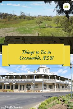 On the edge of Outback NSW you will be surprised how much there is to see and do in the small town of Coonamble.