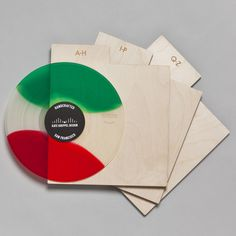A-Z Record Dividers, set of 3 $75 each