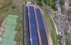 Parque Villa-Lobos autossustentável: primeiro do Brasil a ser totalmente abastecido por energia solar