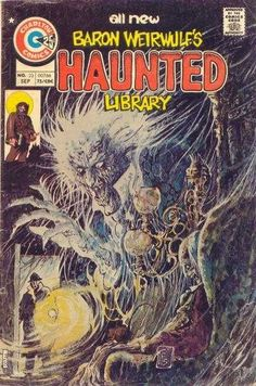 Haunted #23 (Issue)