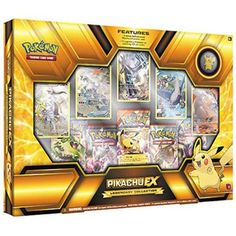 Pokemon 2015 Deluxe EX Box - Walmart.com
