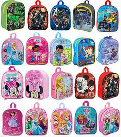 Official disney #character children's school bag back pack kids #backpack #rucksa,  View more on the LINK: 	http://www.zeppy.io/product/gb/2/282024257378/