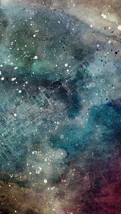Abstract space iPhone 5s Wallpaper