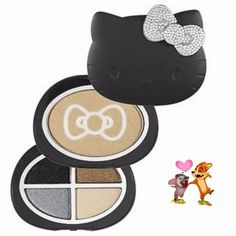 /Hello-Kitty-Bling-Compact-Eyeshadow-Bronzer-From-The-Sephora-Noir-Collection www.bonanza.com/booths/FRAN24112 franscosmeticsbargains FRAN24112 frans-cosmetics-bargains
