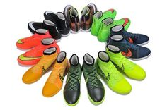 san francisco bada9 1be9f Nike Elastico collection and Nike Superflys