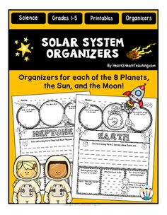 our solar system packet - photo #5