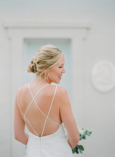 Boho Bride in Santorini Boho Bride, Intimate Weddings, Destination Wedding Photographer, Santorini, Brides, Dresses, Fashion, Vestidos, Moda