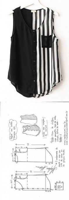 Amazing Sewing Patterns Clone Your Clothes Ideas. Enchanting Sewing Patterns Clone Your Clothes Ideas. Zerschnittene Shirts, Cut Up Shirts, Tie Dye Shirts, Diy Clothing, Sewing Clothes, Clothing Patterns, Dress Patterns, Sewing Patterns, Shirt Refashion