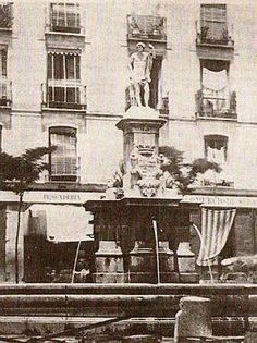 Plaza de Lavapiés - 1864