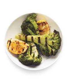 Grilled Broccoli and Lemons http://www.realsimple.com/food-recipes/browse-all-recipes/grilled-broccoli-lemons