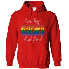 Im Gay, and you? - #workout shirt #hoodie for teens. CHECK PRICE => https://www.sunfrog.com/LifeStyle/Im-Gay-and-you-57927584-Guys.html?68278