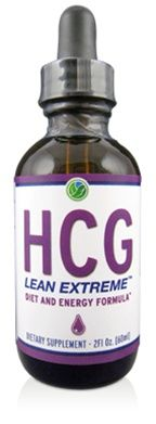HCG Lean Extreme Diet and Energy Weight Loss Drops
