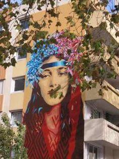Btoy Hommage à Evelyn Nesbit, Paris 13